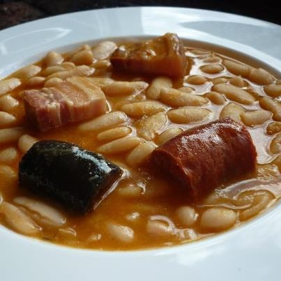 Fabada Asturiana - I just tried this for the 1st time, delicious. #learnspanish