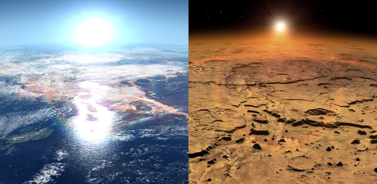 Solar wind and radiation are responsible for stripping the Martian atmosphere, transforming Mars from a planet that could have supported life billions of years ago into a frigid desert world, according to new results from NASA's MAVEN (Mars Atmosphere and Volatile Evolution Mission) spacecraft led by the University of Colorado Boulder…