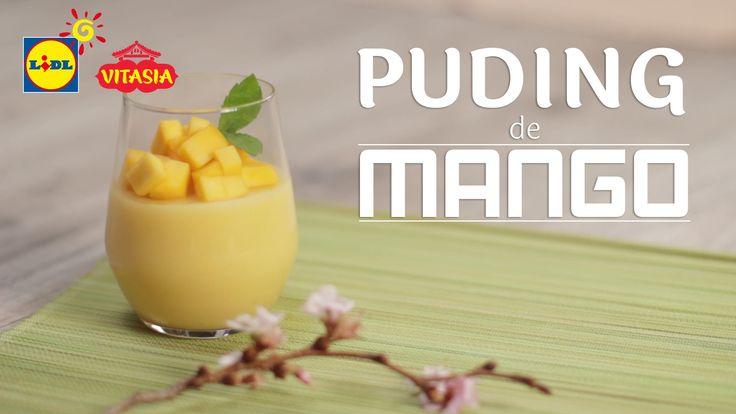 Puding De Mango - Recetas Tailandia
