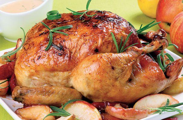 Receta de pollo horneado con cerveza, una combinación que le dará mucho sabor a tu mesa.
