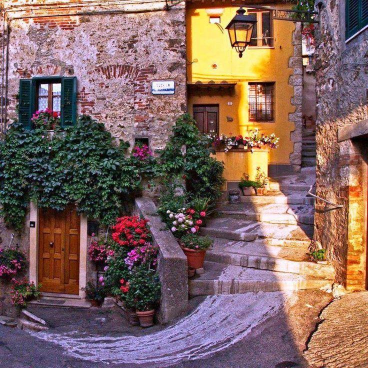 Sarteano - Tuscany, Italy