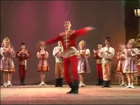 ▶ USSR 05.08.1991 - Russian folk dance - KALINKA - Copyright © 2008 All Rights Reserved. - YouTube