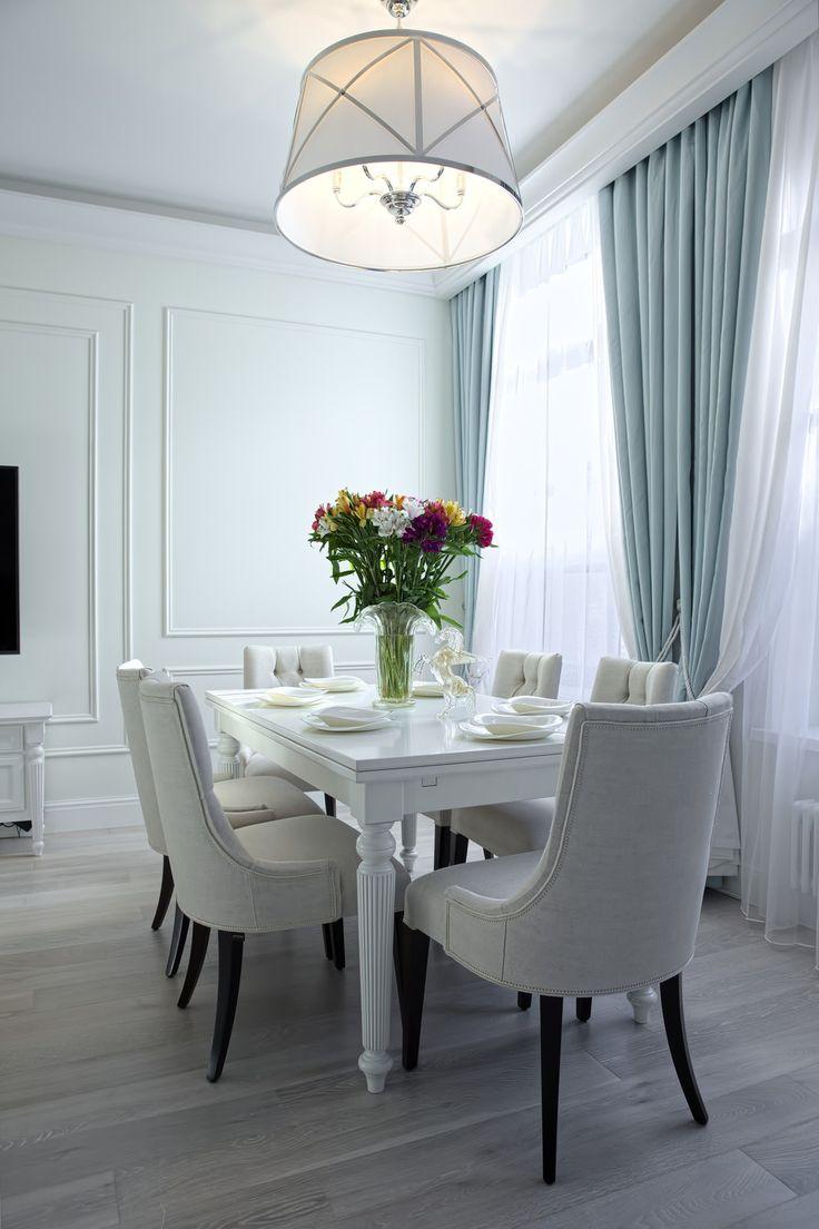 Элегантная простота - Лепной декор в современном интерьере | PINWIN - конкурсы для архитекторов, дизайнеров, декораторов