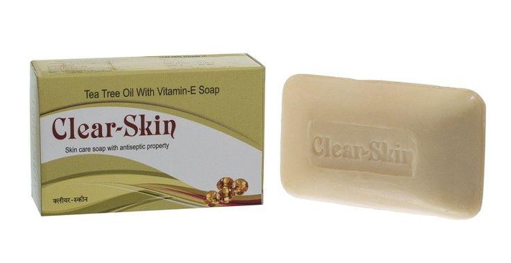 CLEAR SKIN SOAP