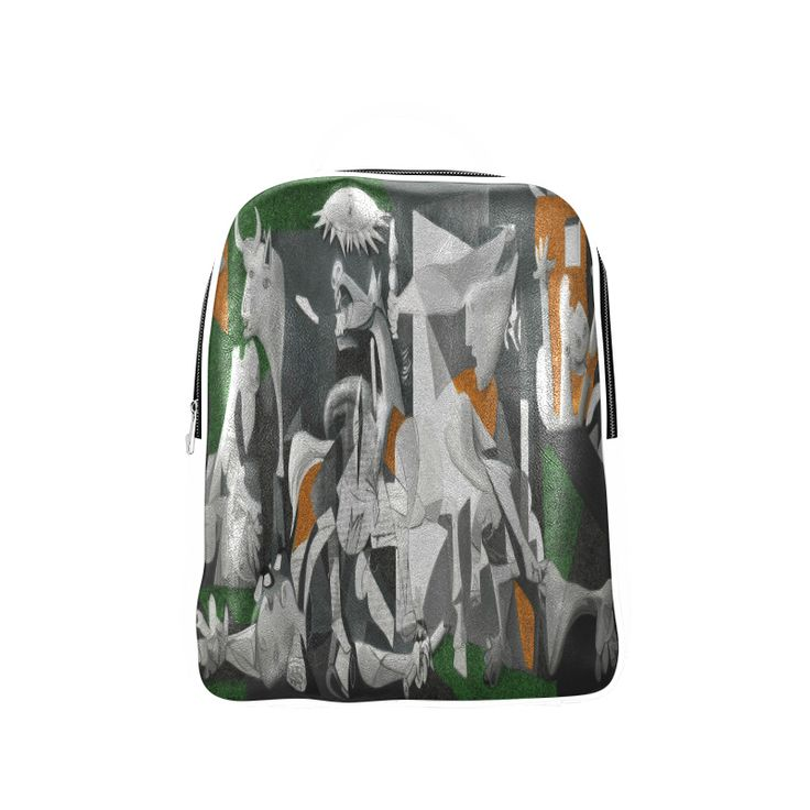 My Picasso Serie:Guernica Popular Backpack (Model 1622)