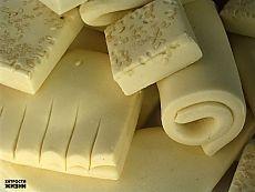 Слоеное дрожжевое тесто быстрого приготовления - Простые рецепты Овкусе.ру