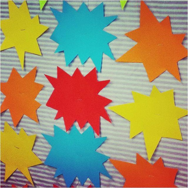 Super Word Wall. (decorating my bulletin board with super heroes) Lichtenstein inspired.