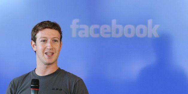 페이스북 주가, 사상 최고치를 기록하다