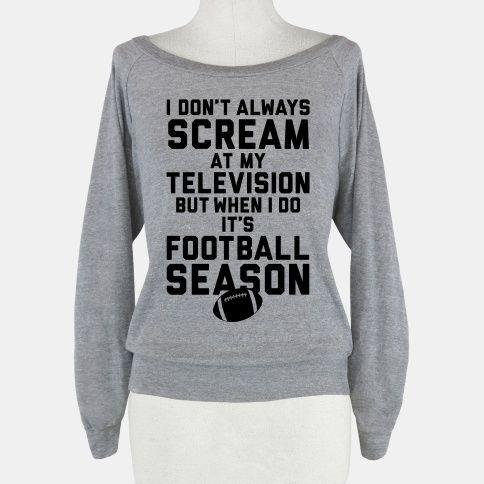 Football Season #football #fan #NFL