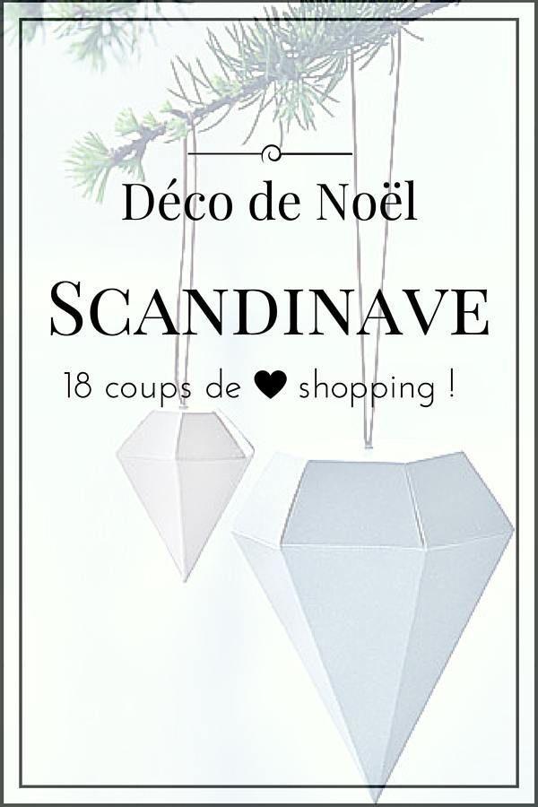 Décoration de Noël Scandinave : 18 Coups de Cœur Shopping !