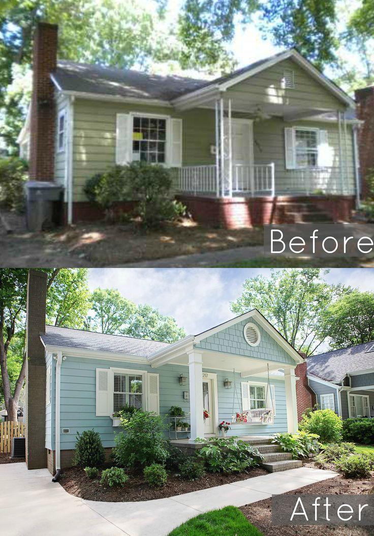 #transformation #renovation #properties #greatroom #exterior