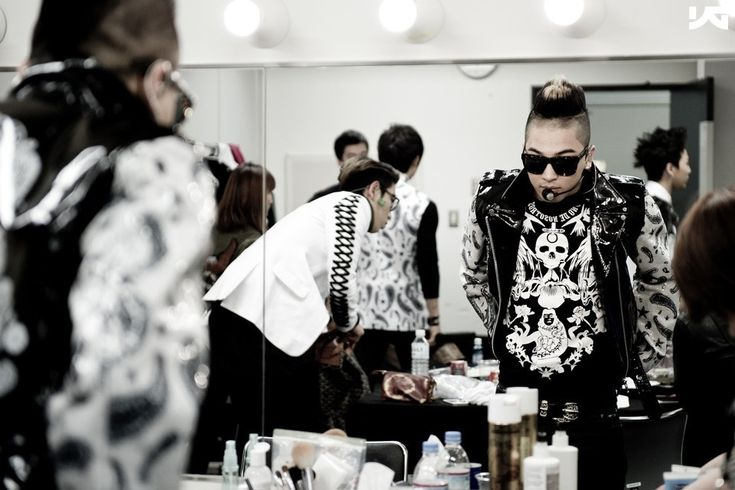 Meet K-Pop Star Taeyang, Fashion's Finest New Front Row Seat Filler buzzfeed.com