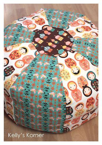 Gum Drop Pillow by Kelly's Korner