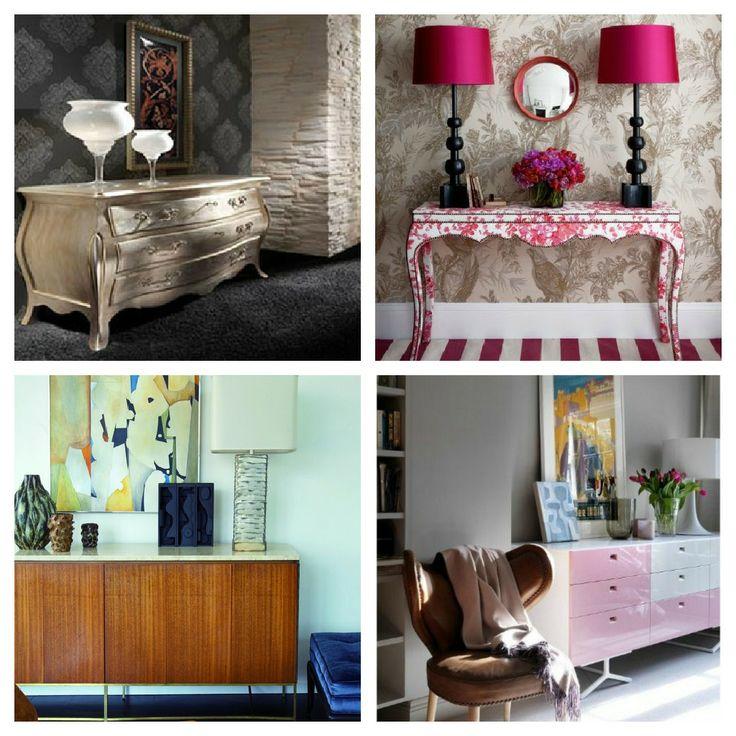 141 best Muebles vintage images on Pinterest | Furniture ideas ...