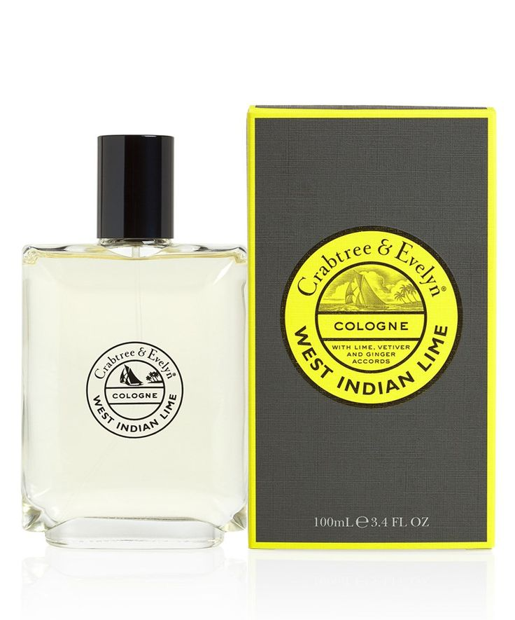 Crabtree H Evelyn »West Indian Lime« Cologne 100ml