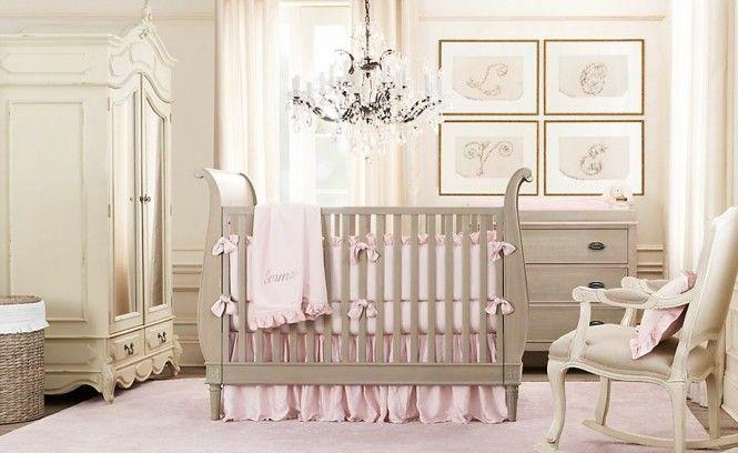 Como escolher a decoração ideal para o quarto do bebê