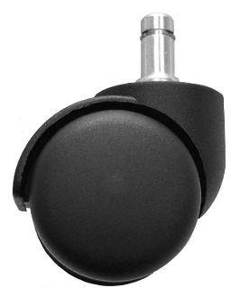 2 Standard Office Chair Caster Set Of 5 Free Shipping S3253 5