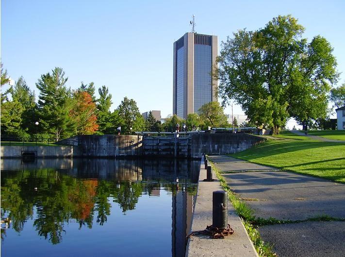 Carleton University Campus.