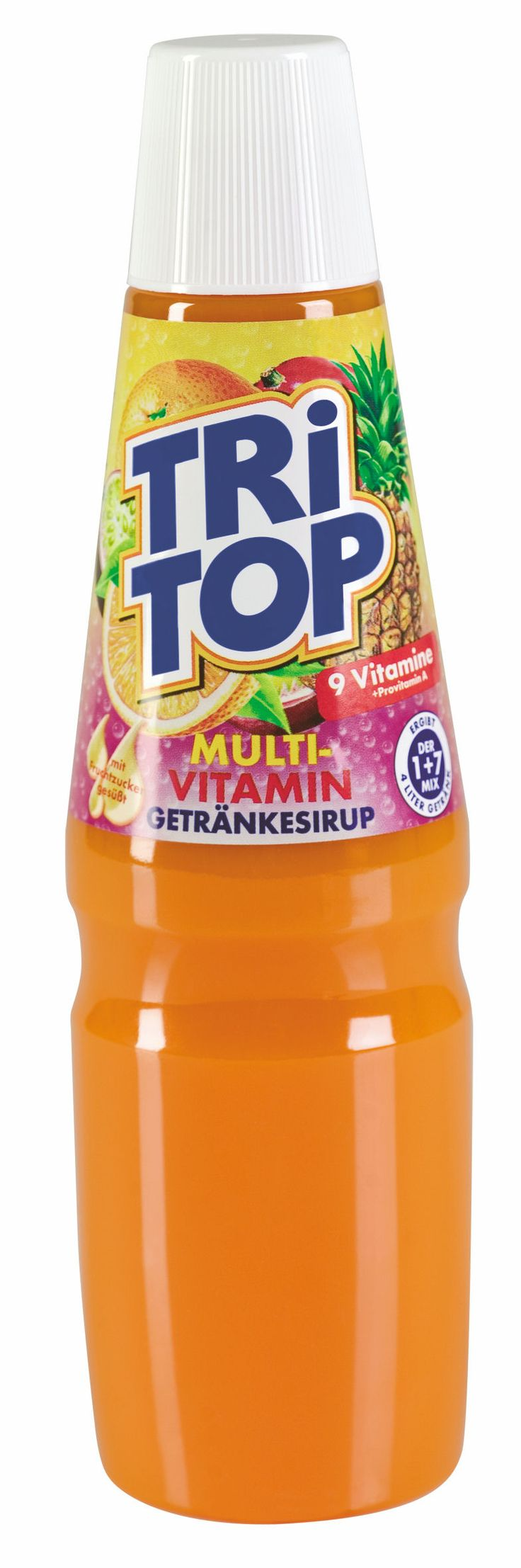 Mandarine war meine Lieblingssorte! Ob mir das heute immer noch schmecken würde....?