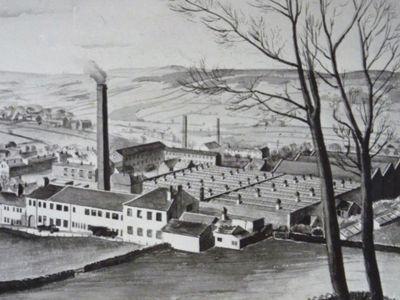 Birkshead Mill, Wilsden