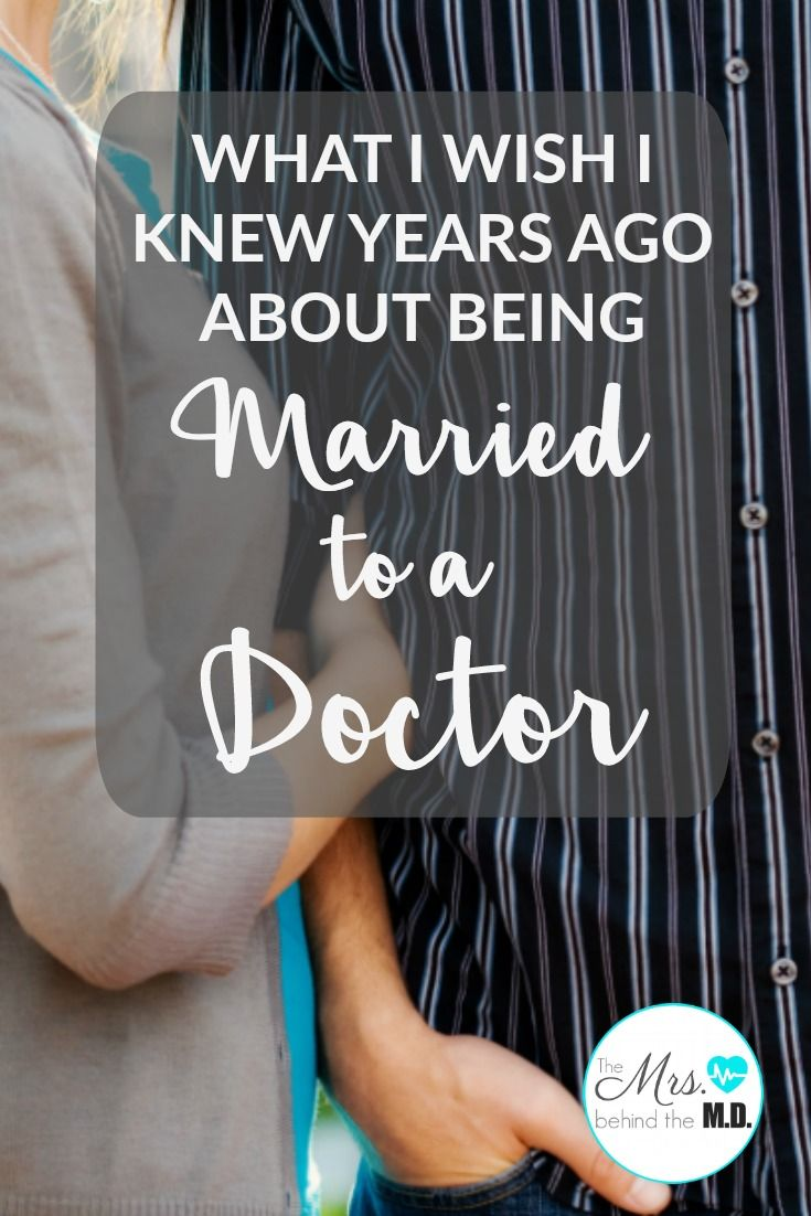 WHAT I WISH I KNEW YEARS AGO ABOUT BEING MARRIED TO A DOCTOR - On this journey I have learned some things about being married to a doctor that I WISH I would have known at the beginning. Not because it would have changed my decision of who I married or his career choice. But it would have made my life (and my husband's life) so much easier!