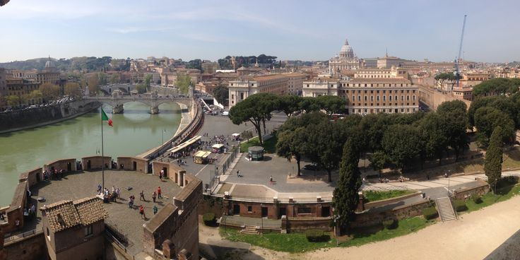 #CastelSant'Angelo #Roma