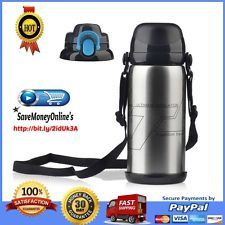 800ml Stainless Steel Thermos Flask Mug Double Cover Perfect For Traveling in Home & Garden, Kitchen, Dining & Bar, Drink Containers & Thermoses | eBay