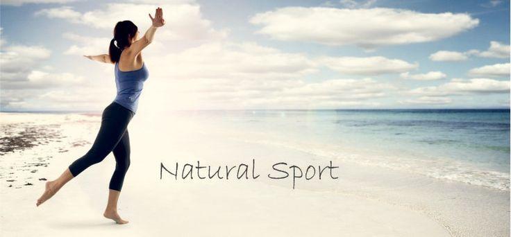 #Abbigliamento #fitness #donna in #tessutonaturale #abbigliamentosportivo
