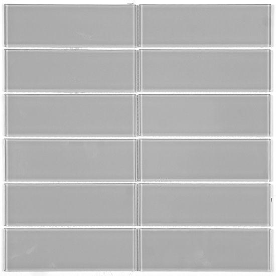 Colour: Dark Grey Finish: Gloss #Profiletile