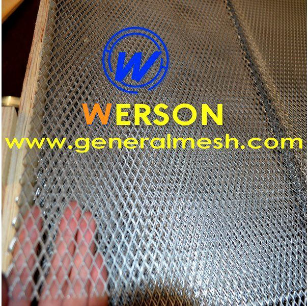 Pin On Aluminum Diamond Cut Mesh Grille