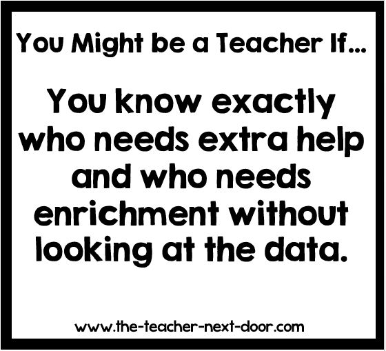 For real... Find more Teacher Humor at The Teacher Next Door. For more information about the best Mobile App go to ticksandtots.com for preschools, daycares and afterschool programs!