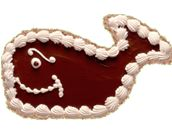 Someday I will have a Fudgie the Whale for my birthday.  If only I lived where there were Carvel shops!