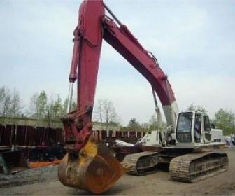 Used 1998 Link-Belt Ls-5800 #Excavator in Sparrowbush @ http://www.heavy-machinerytrader.com