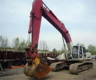 Used 1998 Link-Belt Ls-5800 #Excavator in Sparrowbush @ http://www.heavy-machinerytrader.com