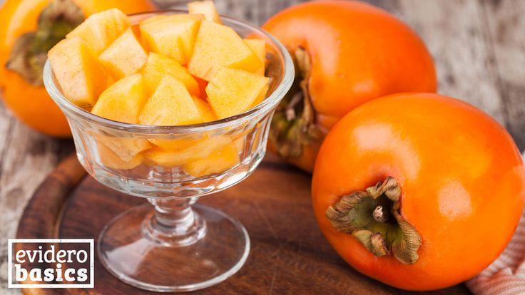 Gesunde #Kaki: 5 Gründe, warum du mehr von der orangenen Frucht essen solltest