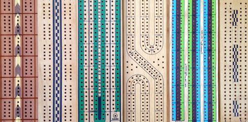 Cribbage Board Patterns