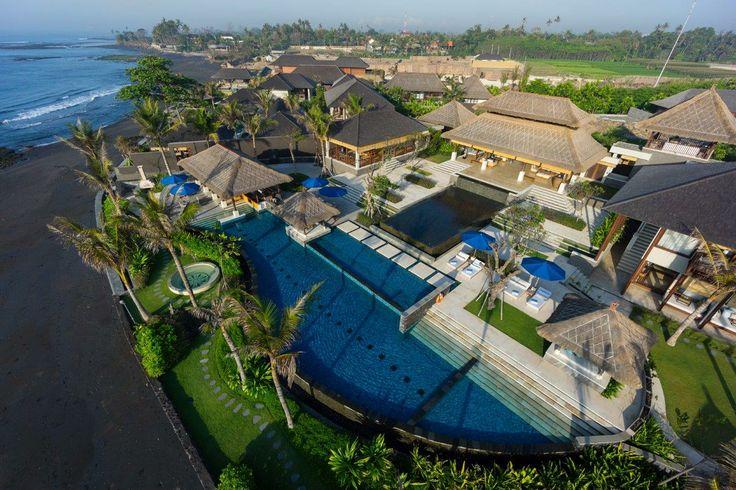 Anapuri Villas complex, such a heavenly place to stay. #AnapuriVillas #Bali