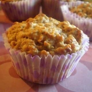 Muffins pomme flocons d avoine