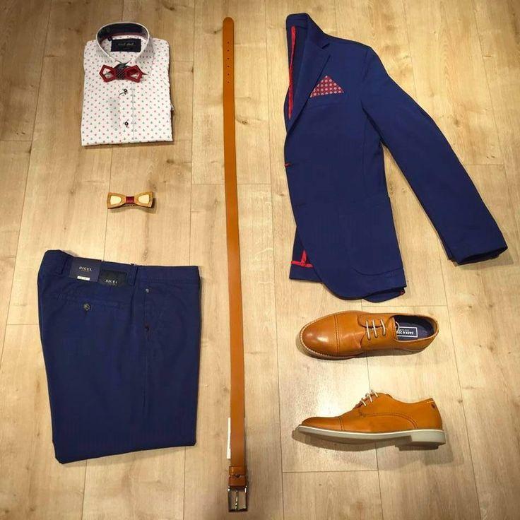 Ταμπα παπούτσια και ζώνη!!Ο πιο chic τρόπος για να ολοκληρώσεις το μπλε σύνολο σου!