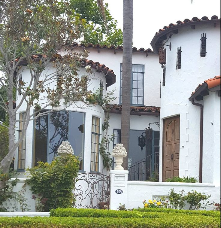 Mediterranean Style Home With Fantastic Curb Appeal: 769 Best Images About Mediterranean & Spanish Style