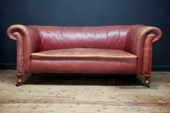 Best 25 Red Leather Sofas Ideas On Pinterest Living