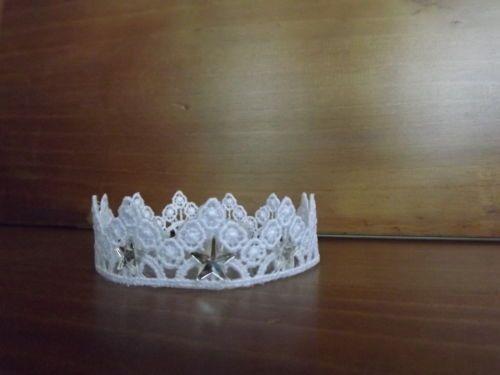 Newborn crown photo prop