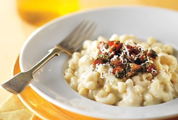 Italian Stove-Top Mac and Cheese   Food   Pinterest