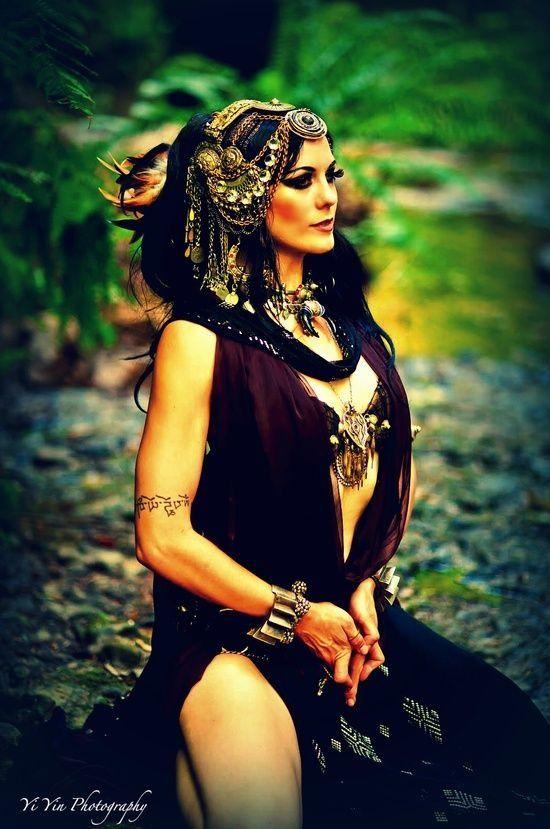 150 best Tribal Fusion, Evil Ice Queen & Burlesque Ideas ...