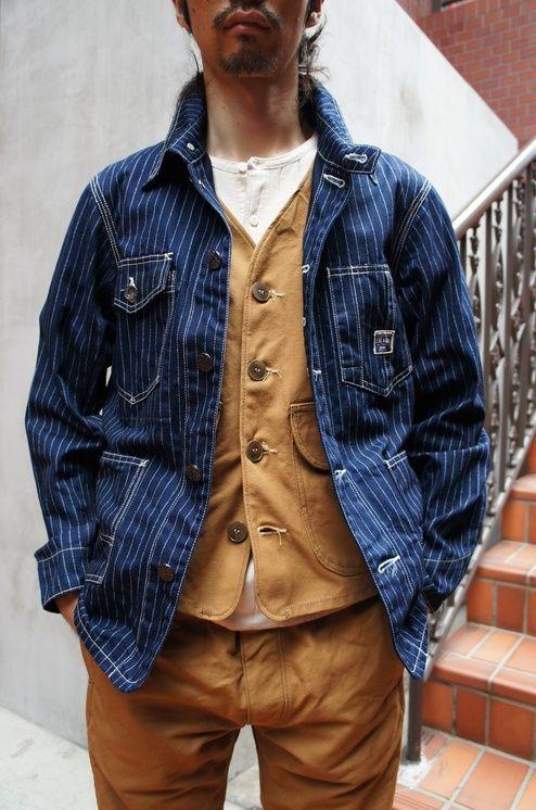 Jacket & vest