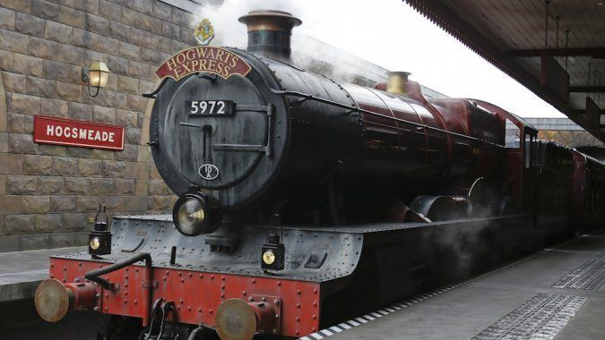 Hogwarts Express : All it takes is a belief !
