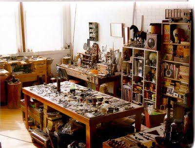 studio of Kiff Slemmons