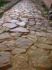 Calzada romana - Wikipedia, la enciclopedia libre