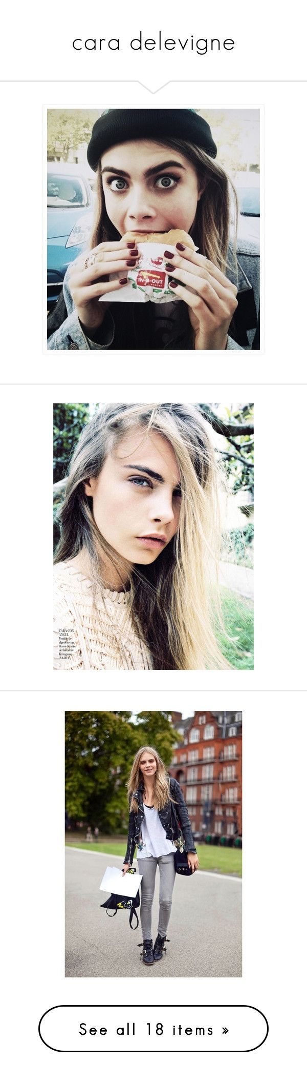 """cara delevigne"" by la-petite-brune ❤ liked on Polyvore featuring cara delevingne, people, pictures, cara, cara delevigne, models, backgrounds, editorials, hair and icons"