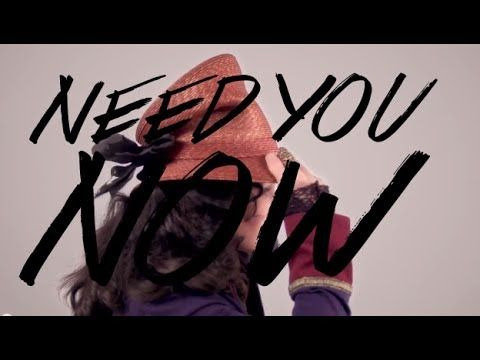 So good!! Plumb - Need You Now (Official Music Video)